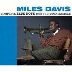 Blue Note  1952-54 studio session
