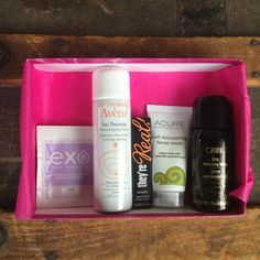 Birchbox October box review