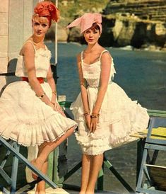 1950s ladies