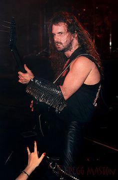 Kerry King - Slayer 1986