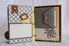 Babycakes & Artbooking Mini-Album