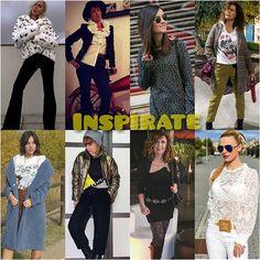 """Inspírate"" #ideales #grupoinstagram #blogger #model #instagood #style #fashion #tagsforlike #outfit #girls #cute #glam #influencer #inspirate #kissmylook #tw #asmr feliz día kissess"