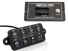 Switch pro sp-8100 100a power module