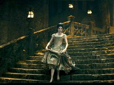 The first trailer for Into the Woods is finally here. Check out Anna Kendrick all dolled up as Cinderella! http://www.usmagazine.com/celebrity-news/news/meryl-streep-anna-kendrick-star-in-first-into-the-woods-trailer-watc-2014317