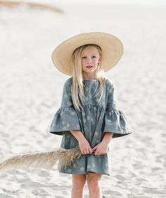 Bell Dress | Sand Dollar – Rylee + Cru