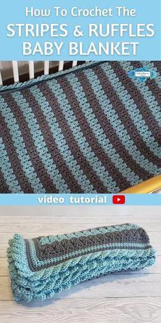 Crochet For Boys, Crochet Baby, Free Crochet, Knit Crochet, Turban Crochet, Bonnet Crochet, Afghan Crochet Patterns, Crochet Stitches, Crochet Hooks