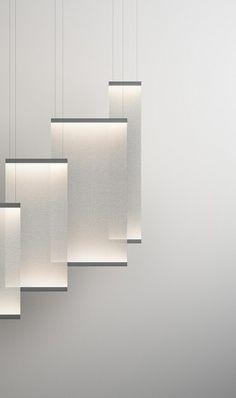 WAN INTERIORS PRODUCTS:: Curtain Cascade Light by VIBIA