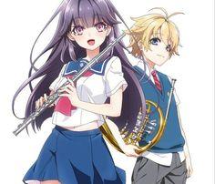 Primer tráiler del anime de HaruChika