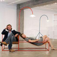 simple love seats :: muller van severen : L'esprit □ ro-to-no