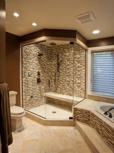 Stunning Master Bathroom Ideas 26