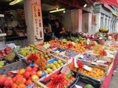 Frisches Obst auf dem Rialtomarkt in Venedig #yum -- Blogpost: Wochenendtrip nach Venedig | Style of Travel