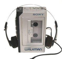 Ochenteros: El Walkman