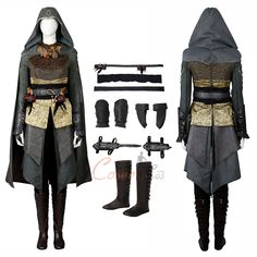 Item Number:gmasc003, Sophia Rikkin Costume Assassin's Creed Cosplay Halloween Full Set On Sale! CoserCos.com offers best quality Dulex cosplay costumes. Game Costumes, Cosplay Costumes, Halloween Costumes, Costume Ideas, Hawkeye Costume, Captain Costume, Assassins Creed Costume, Mary Poppins Costume, Jedi Cosplay