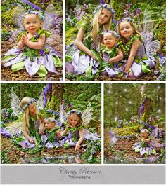 sisters fairy photography puget sound port orchard olalla