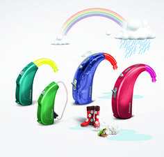 Novedades Audiopacks. Audiología y logopedia - Audifonos infantiles