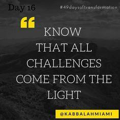 #49daysoftransformation #Day16 #Kabbalah