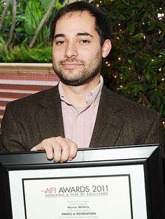Writer and comic Harris Wittels