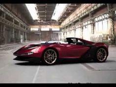 Ferrari Sergio Concept Interior Exterior detail photo