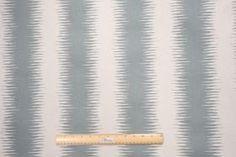 Ikat Pattern Fabric :: Premier Prints Jiri-Macon Printed Cotton Drapery Fabric in Saffron Grey $7.48 per yard - Fabric Guru.com: Fabric, Dis...