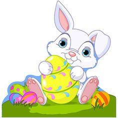 Easter Bunny Standee