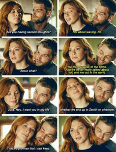 It is like she totally forgot that he killed her husband. I am not complaining though. Jarbie tumblr.