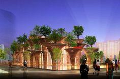 Tecnoneo: Pabellón nacional de Vietnam para la Expo de Milán 2015