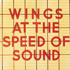 """""""Let 'Em In"""" by Wings #NowPlaying Lp Vinyl, Vinyl Records, Vinyl Art, Rare Vinyl, Denny Laine, A Saucerful Of Secrets, Wings Albums, Silly Love Songs, Paul Mccartney And Wings"""