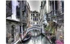Fotomurale moderno Venezia romantica - Venezia - Citta' - Viaggi - Fotomurali
