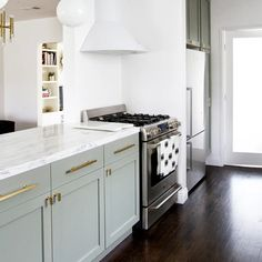 The Sarah Sherman Samuel Classic – Semihandmade Wimborne White, Sarah Sherman Samuel, Ikea Cabinets, Farrow Ball, Drawer Fronts, Home Kitchens, Classic, Design, Home Decor