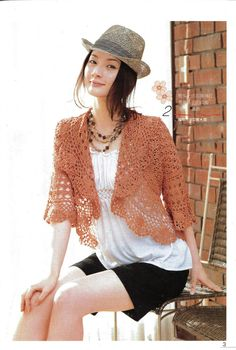Primavera Crochet Moda