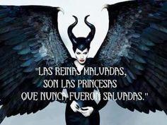 Las reinas malvadas!!!