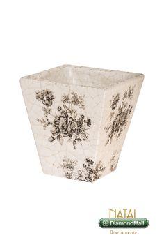 Cerâmica floral - Maria Filó