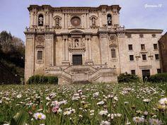 Mosteiro de Samos, Galicia. Samos, Mount Rushmore, Mountains, Mansions, House Styles, Building, Nature, Travel, Decor