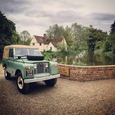 "1961 Land Rover Series 2A 11A 88"" 2.25D For Sale"