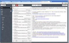RainLoop, messagerie web open source et stylée