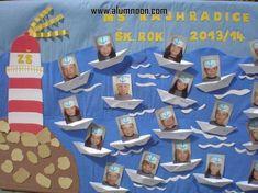 Imagem - Educação Infantil - Aluno On Classroom Door, Classroom Themes, Summer Crafts For Kids, Art For Kids, Orla Infantil, Arabian Party, School Doors, Popsicle Crafts, Transportation Theme