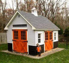 Shedding your clutter on pinterest sheds the family Cape cod shed plans