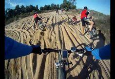 Cómo atravesar bancos de arena con nuestra mtb
