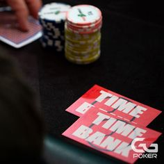 What chocolate bar do you reach for when you go into the time bank during a poker hand?