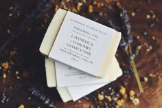 Natural and nourishing handcrafted vegan soap using the traditional cold process method. We use only the finest, purest skin loving plant based botanicals to bring you a gentle and cleansing bar of soap with a luxurious lather.We have infused nourishing lavender and chamomile flowers into our oils to create this enriching natural shampoo bar. It contains vitamin and mineral rich organic unrefined shea butter, coconut and sweet almond oils and scented with lavender and lemon esse...