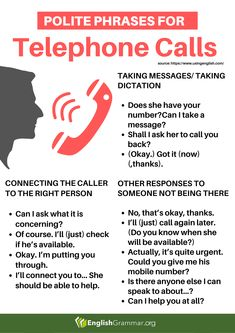 Useful Phrases for Telephone Calls (Part English Speaking Skills, Advanced English Vocabulary, English Learning Spoken, Learn English Grammar, English Writing Skills, English Language Learning, Learn English Words, English Lessons, English Grammar Rules