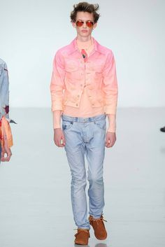 Katie Eary Spring 2015 Menswear - Collection - Gallery - Style.com
