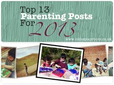 13 Top Posts from 2013 - Come over and join up with your own favourite posts of the year in the Linky
