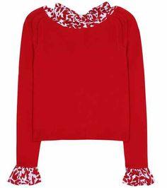 Wool sweater | Oscar de la Renta