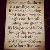 A Southern Privilege!