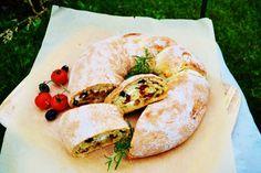 Tortano mit Feta, getrockneten Tomaten und Oliven @meinleckeresleben.wordpress.com