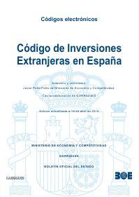 Código de Inversiones Extranjeras en España