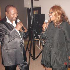 Duo entre le grand artiste Elvis kemayou et la reine mère