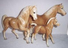 Breyer Horses. Lots and lots of Breyer horses!