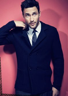 noah mills | Noah Mills enlisted to model the latest additions for Bloomingdale's ...